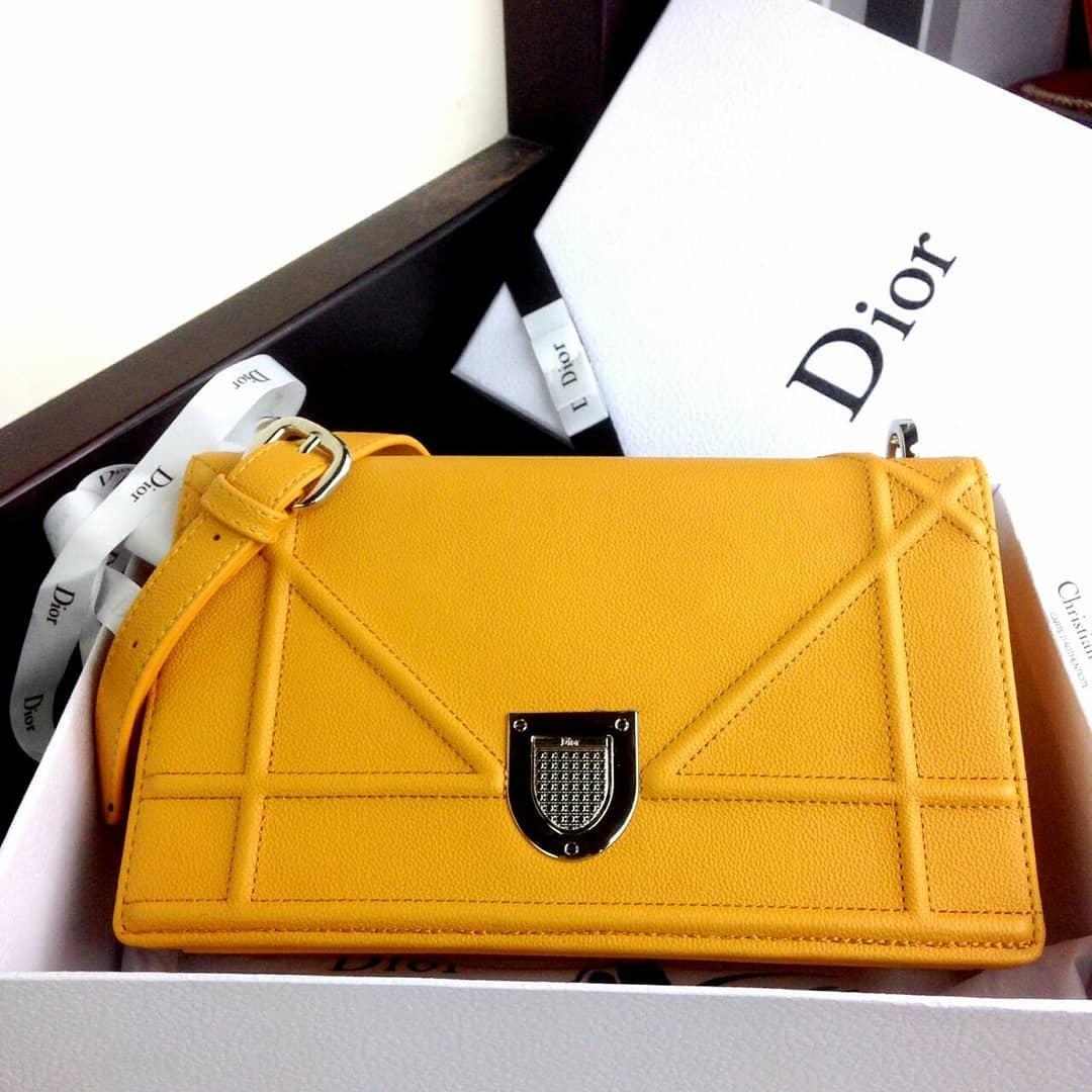 Detail Produk tas wanita / Christian Dior Diorama Flap Bag