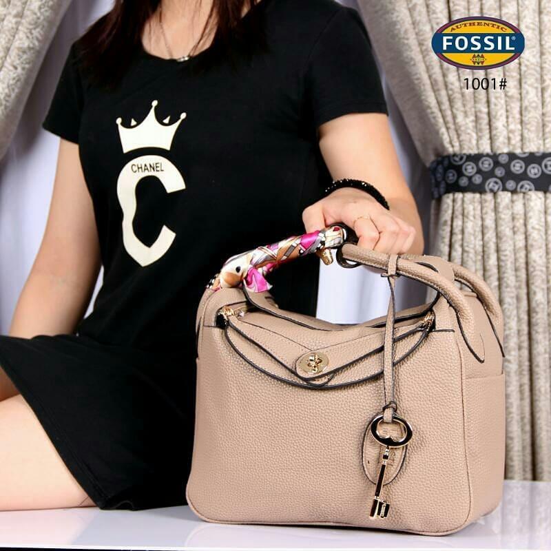 Detail Produk Tas wanita   FOSSIL Lindy Bags - cream 5d86c6fbcf