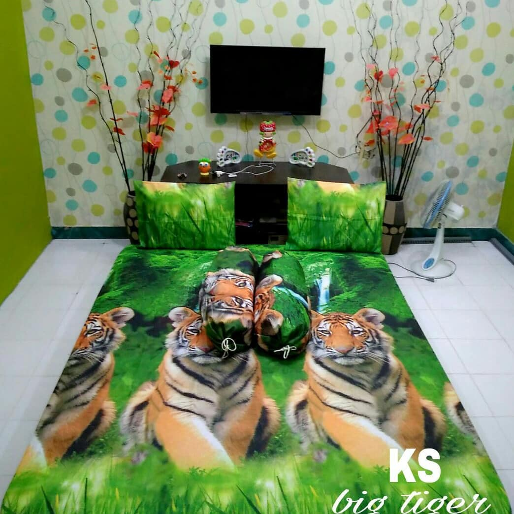 Seprei homemade KS BIG TIGER UK 120