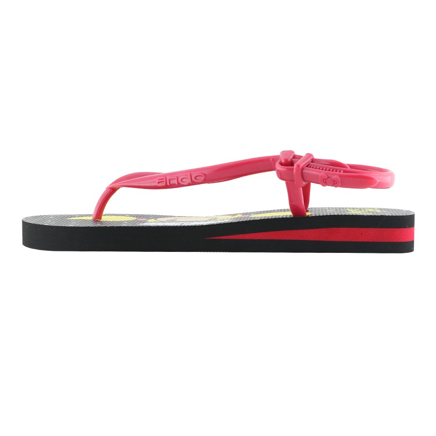 a6ef28dd9ec5 Detail Produk Sandal Surfer Girl Flip Flop Limited Edition SGL Sporty Hitam  Merah