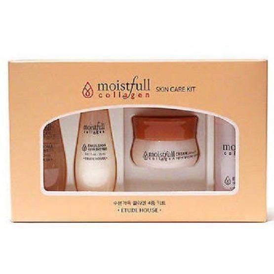 9a0338216a Detail Produk Etude House Moistfull Collagen Skin Care Kit.