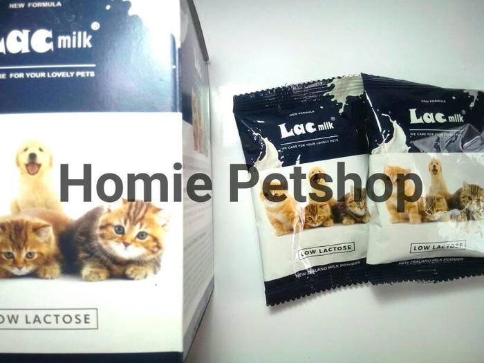 Detail Produk Susu Kucing Murah Lacmilk Lac Milk Berkualitas