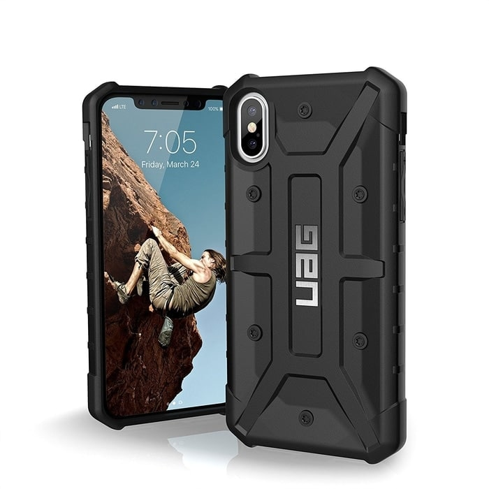 Detail Produk UAG Pathfinder Case For iPhone X Black 415054f34b