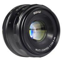 Lensa Meike 35mm F1.7 For Mirrorles.